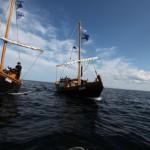 Историко-географический эксперимент в морском мореплавании и судостроении