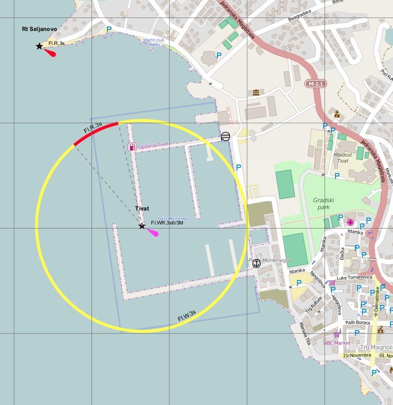 Porto-Montenegro-map