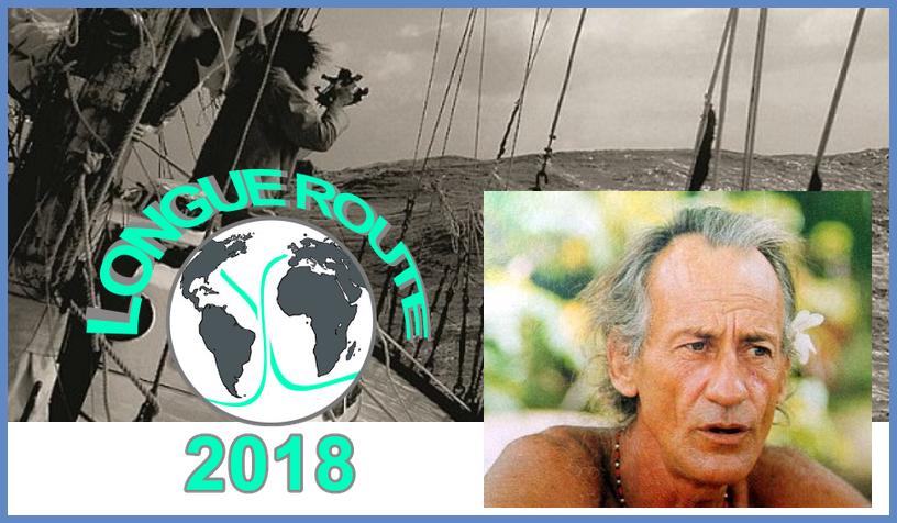 Одиночное безостановочное кругосветное плавание Longue route 2018