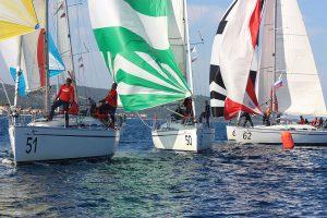 Регата в Хорватии Yacht Captian Cup